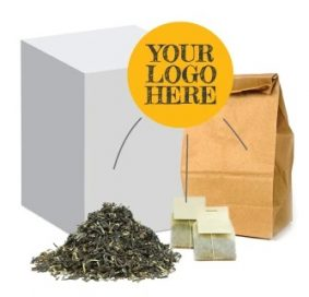 custom tea packaging private labels large private label
